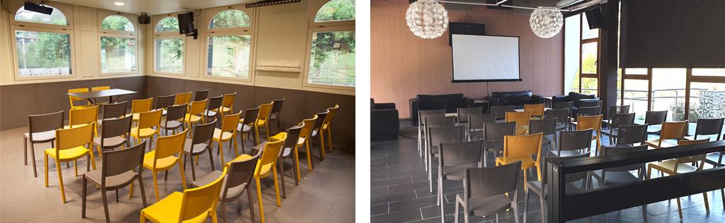 espacios multiusos para eventos de empresa